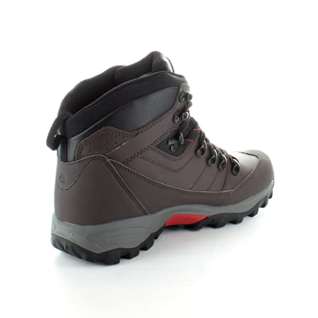 c29e38b424c Regatta Mens Brookland Mid Waterproof Breathable Walking Boots Brown ...