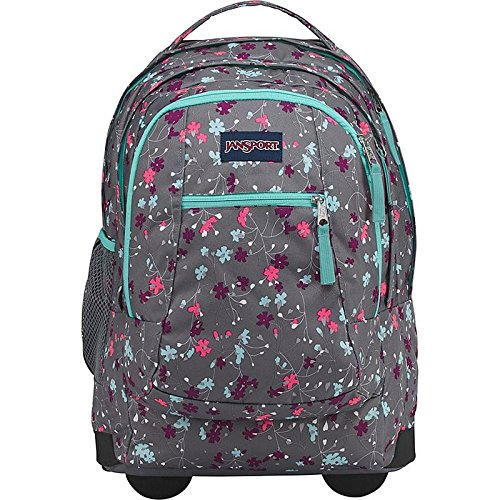 JanSport Driver 8 Rolling Backpack (Spring Meadow) by JanSport (Image #1)