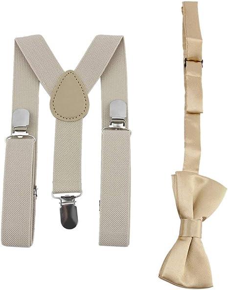 LouiseEvel215 Ajustable y elástico con Clips de Metal Tirantes de ...