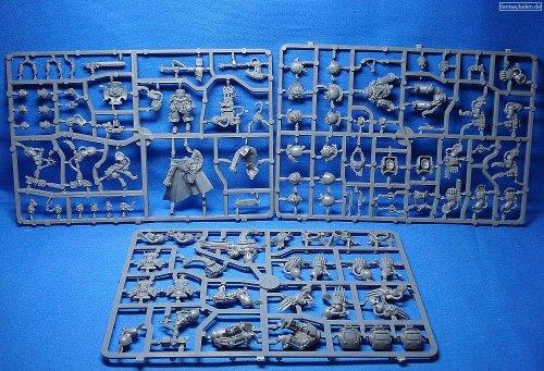 Games Workshop Wolf Guard Space Marine Terminator Squad Warhammer 40k by Games Workshop (Image #3)