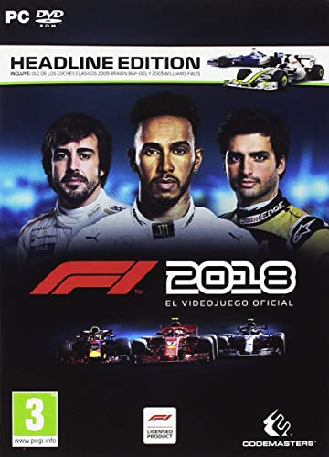 F1 2018 Headline Edition, Windows: Amazon.es: Videojuegos
