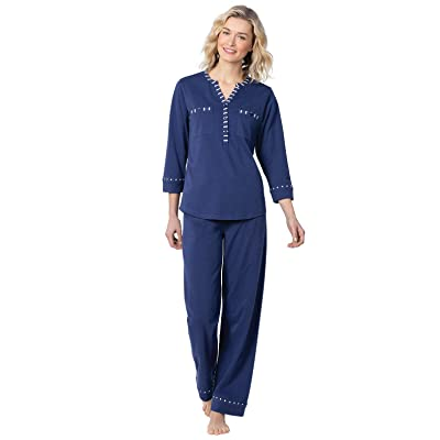 Addison Meadow Cotton Pajamas Women - Soft Womans Pajamas Sets at Amazon Women's Clothing store