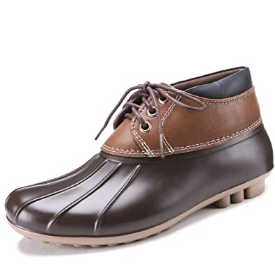Amazon.com: TONGPU Botas impermeables para mujer: Shoes