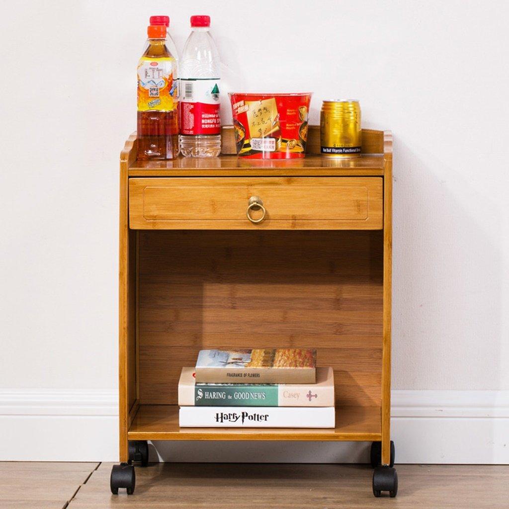 MENA Home Mobile Tea Cabinet Sideboards Wohnzimmer Einfache Regal Schließfächer Landing Storage Schließfächer Regal (größe   55cm) e5d12a