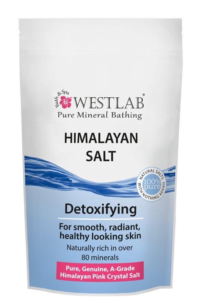 (3 PACK) - Westlab - Himalayan pink bath salts | 500g | 3 PACK BUNDLE