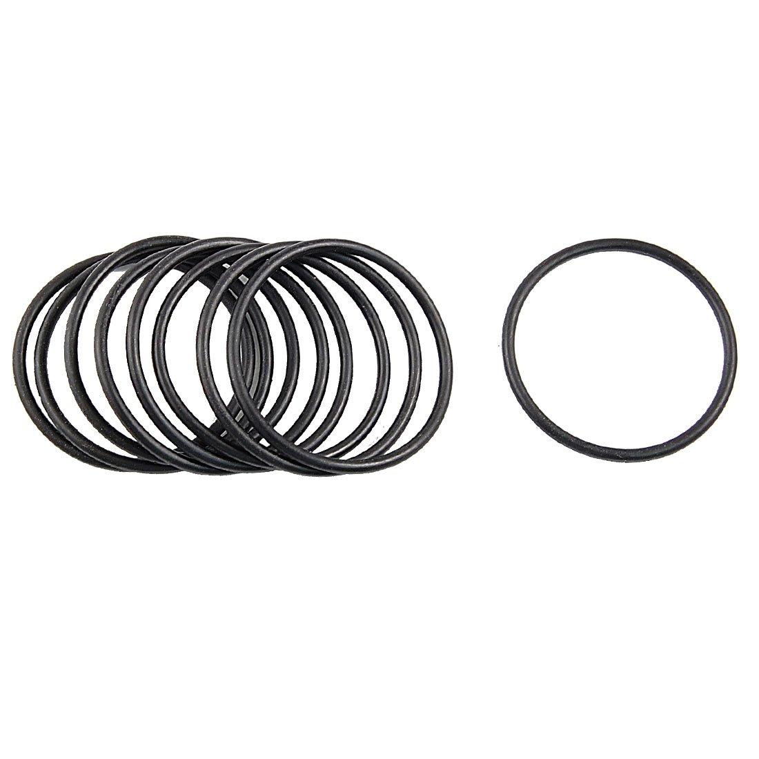10/pi/èces 60/mm x 3.5/mm m/écanique caoutchouc nitrile O Ring huile Joint d/étanch/éit/é