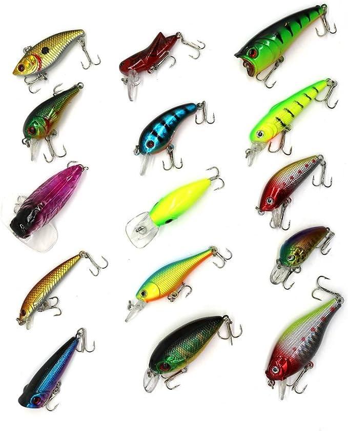 20 XColorful Lot Up Fishing Lures Corn Sweetcorn Carp Coarse Soft Baits w//