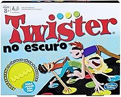 Jogo Gaming Twister no Escuro, Hasbro