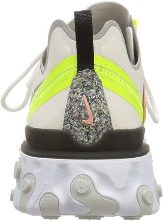 Desconocido W Nike React Element 55 PRM, Zapatilla de Correr para Mujer