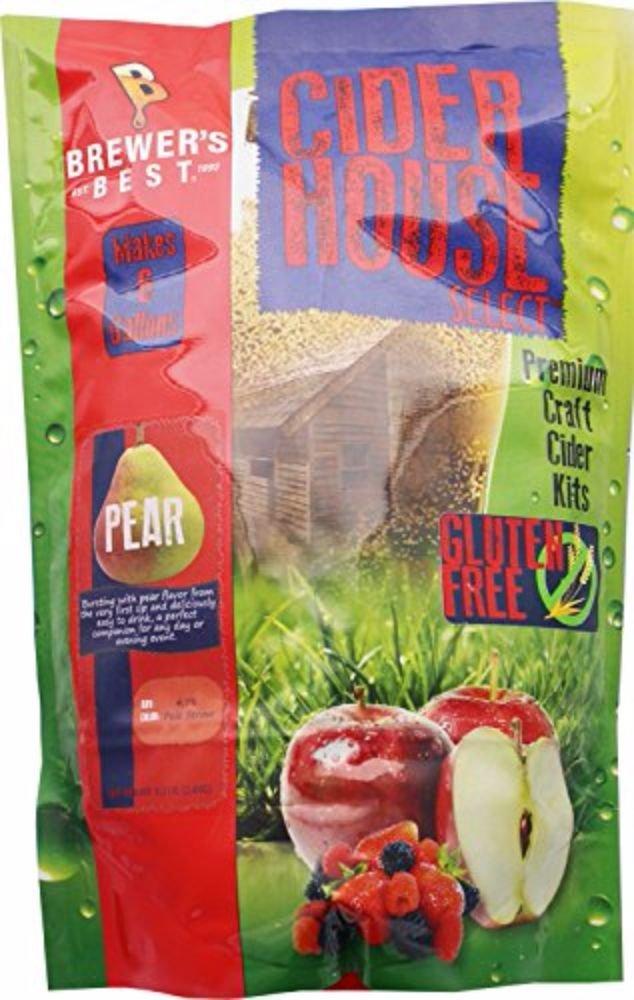Gluten Free Cider House Select Pear Cider Kit