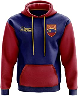Airo Sportswear Liechtenstein Concept Country Football Hoody (Navy)
