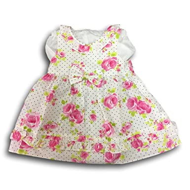 c74bf6874822f Amazon.com: Toddler Girl Marmellata Classics Floral Dress: Clothing
