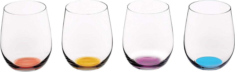 Riedel Happy O Wine Tumbler, 11.25 Ounces, Multicolor