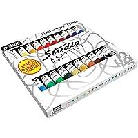 Pebeo 833421akrilik Studio 20-ER set 20ml fırça