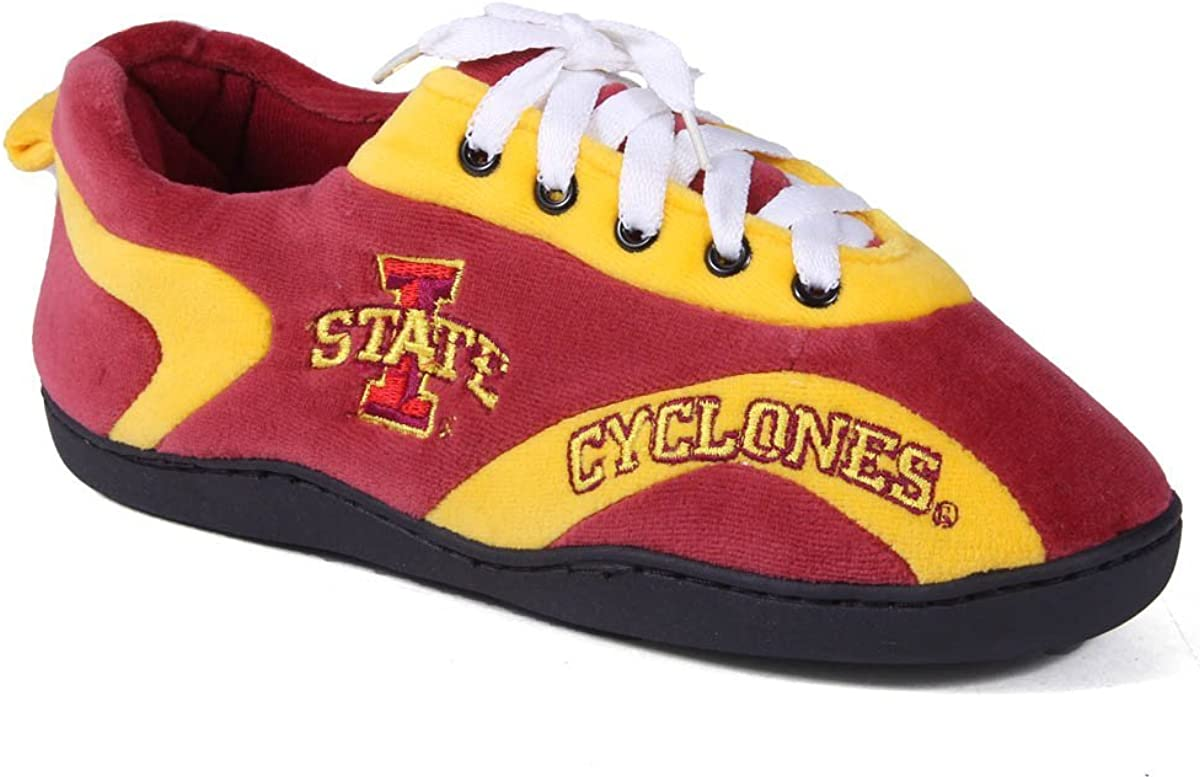 Comfy Feet Mens and Womens NCAA College All Around Slippers