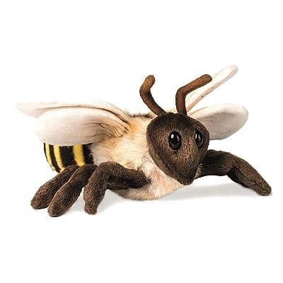 HANSA Honey Bee Plush: Toys & Games