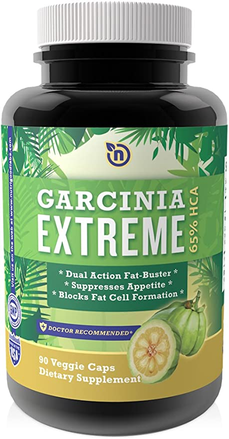 Amazon Com Garcinia Cambogia 65 Hca Plus Chromium Picolinate