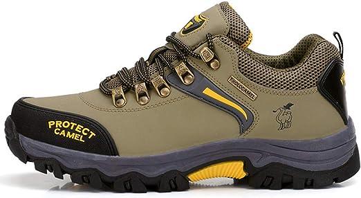 Zpyh - Zapatillas de Running para Hombre, Impermeables ...