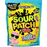#7: Sour Patch Kids Tropical Fat-Free Candy, 1.9 Pounds