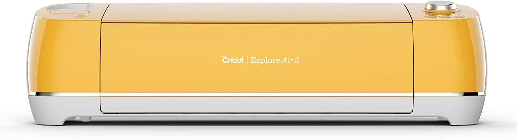 Cricut Explore Air 2 Sunflower - Plotter Creativo - Kreativplotter - Plotter de Corte - Enchufe EU: Amazon.es: Hogar