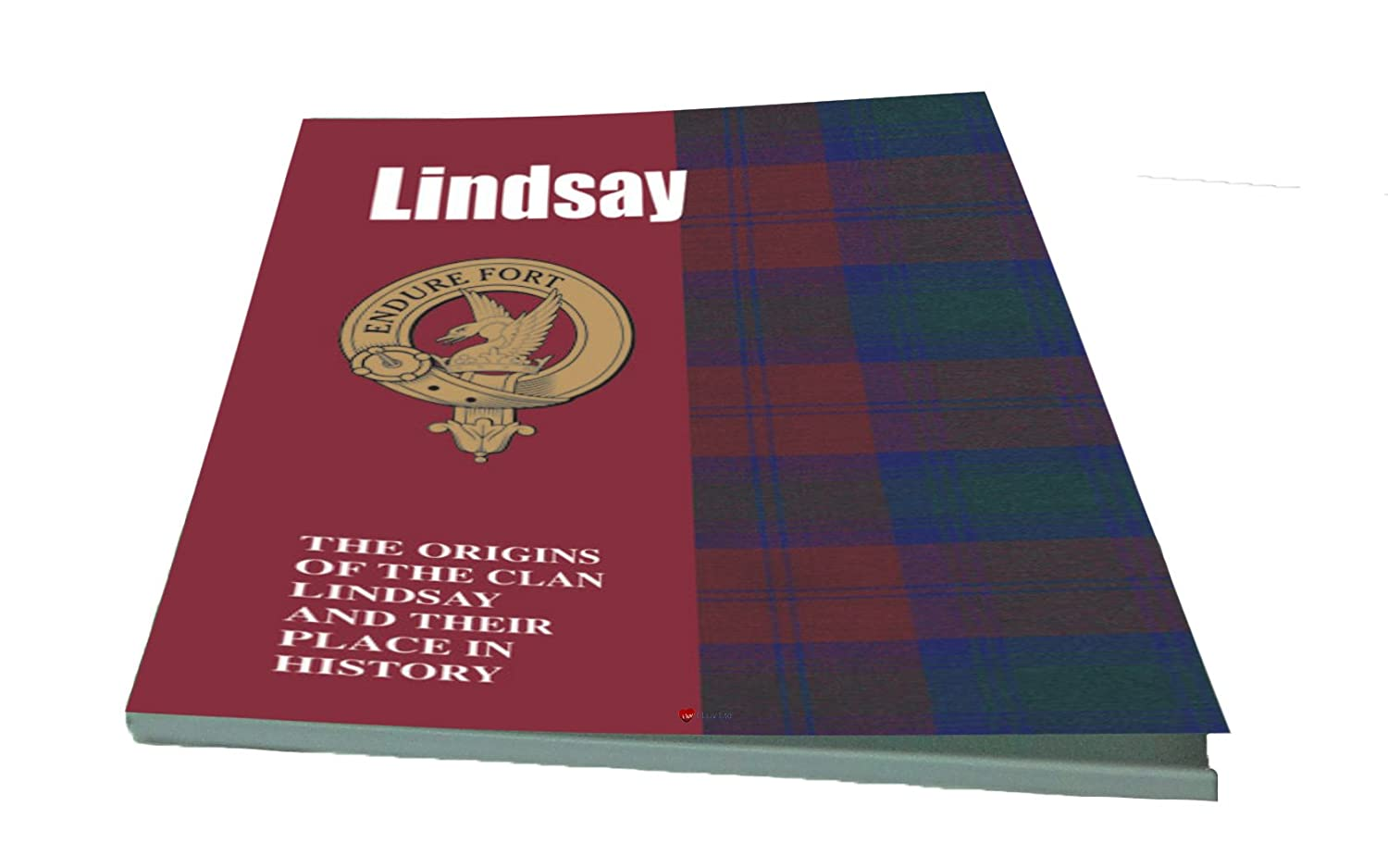iLuv Lindsay Scottish Clan History Booklet I Luv LTD