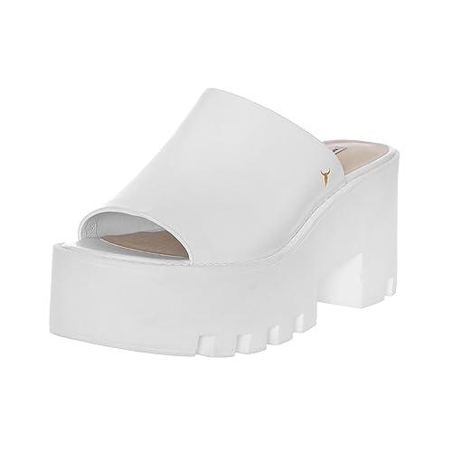 Windsor Smith - Dragon - Sandali, Colore: Bianco, Taglia: 36