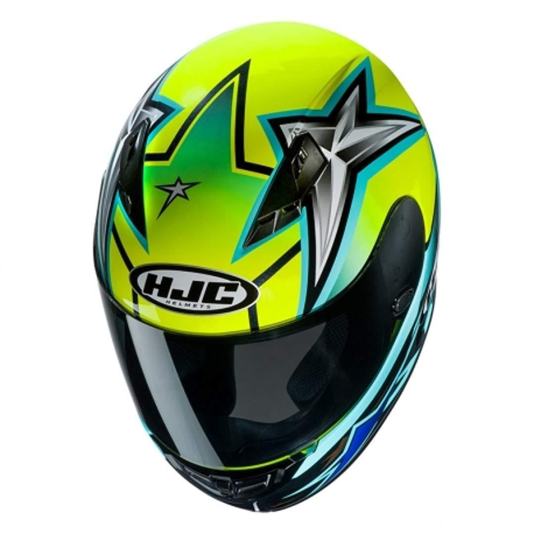 Helmet HJC CS-15 TONI ELIAS 24 BLUE//YELLOW M