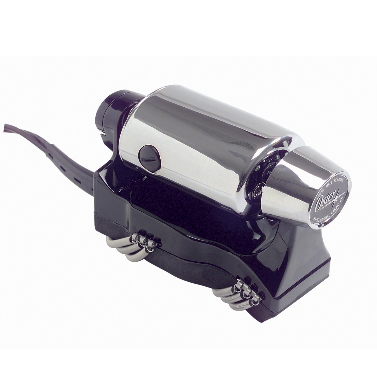 Handheld vibrating massager