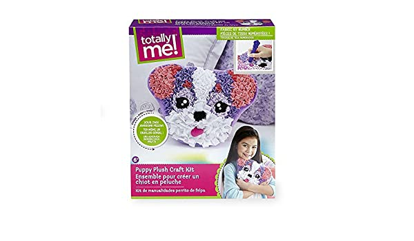 Amazon.com: Totally Me! Puppy Plush Craft Pillow Kit: Arts, Crafts & Sewing
