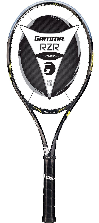 Gamma Sports RZR 98M Tennis Racquet - Grip - 98M Sports Size 1/8 B00CA9CH9Q, MyWineCLUB(マイワインクラブ):e5655ada --- cgt-tbc.fr