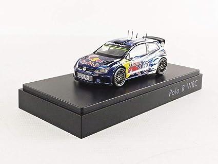 Volkswagen 6 C109 9300 a Modelo Auto Polo R WRC – Ogier/ingrassia ...