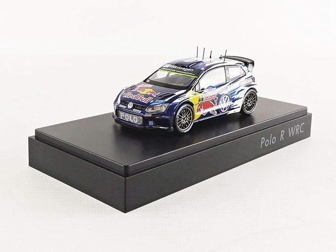 Volkswagen 6 C109 9300 a Modelo Auto Polo R WRC - Ogier/ingrassia ...
