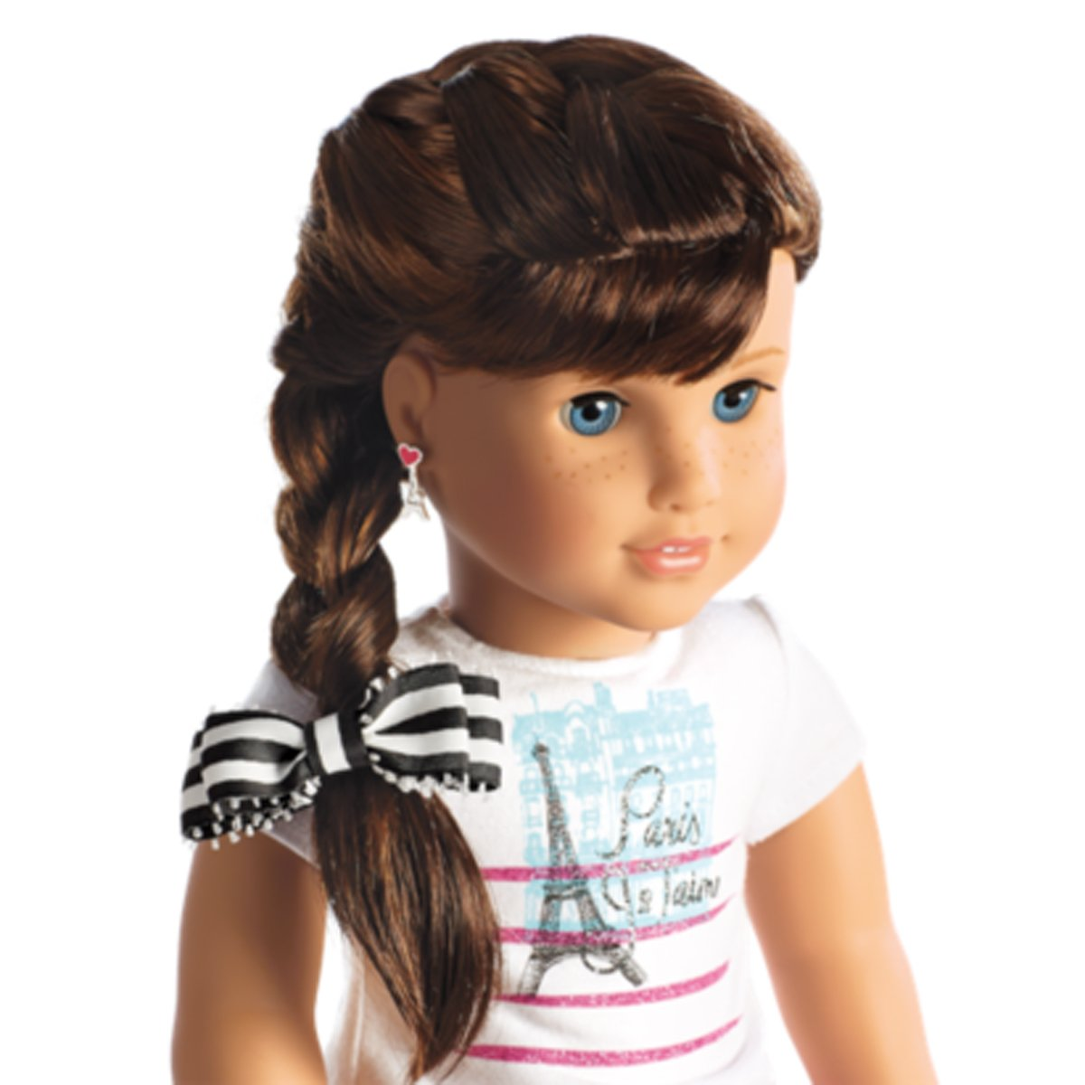 Amazoncom American Girl Graces Sweet Hairstyles Set Toys Games - Doll hairstyles for grace
