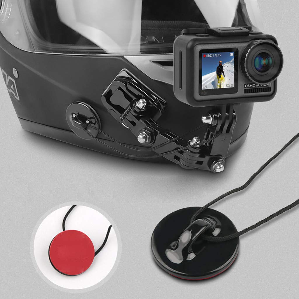 Amazon.com: MChoice❤️for OSMO Action Camera Motorcycle ...