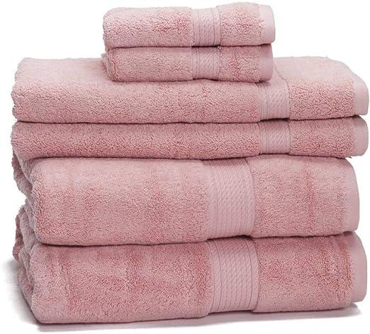 Juego de toallas de 6 piezas en algodón egipcio de 900 gramos ...
