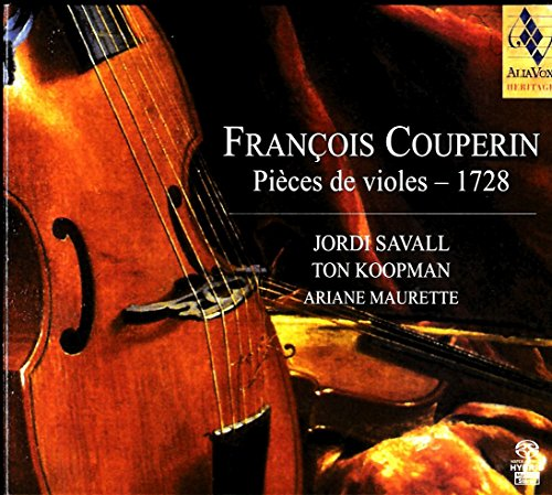 Couperin F Pieces Jordi Savall product image