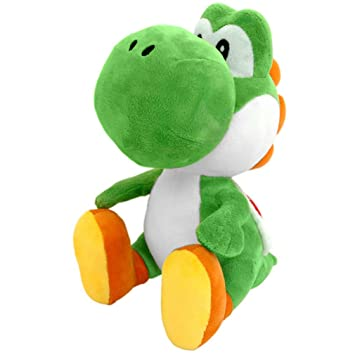 Super Mario (30cm) y Yoshi (27cm) ¡Peluche, juguetes suaves,