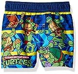 ninja turtles boys bathing suit - Nickelodeon TMNT Teenage Mutant Ninja Turtles Boys Swim Trunks Swimwear (18 Months, Turtles Navy Blue)