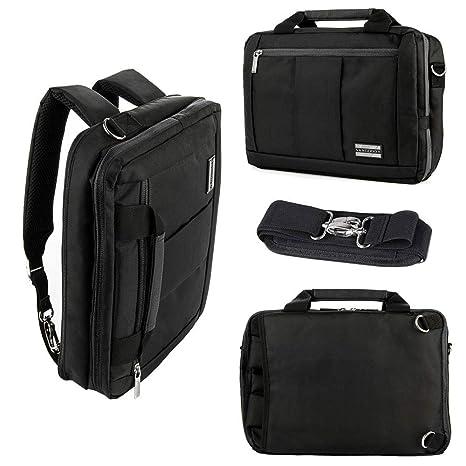 59eb4b2da808 Roxie 12 Inch Multi-Functional Business Briefcase Sleeve Messenger Bag  Shoulder Bag Handbag Backpack for ...