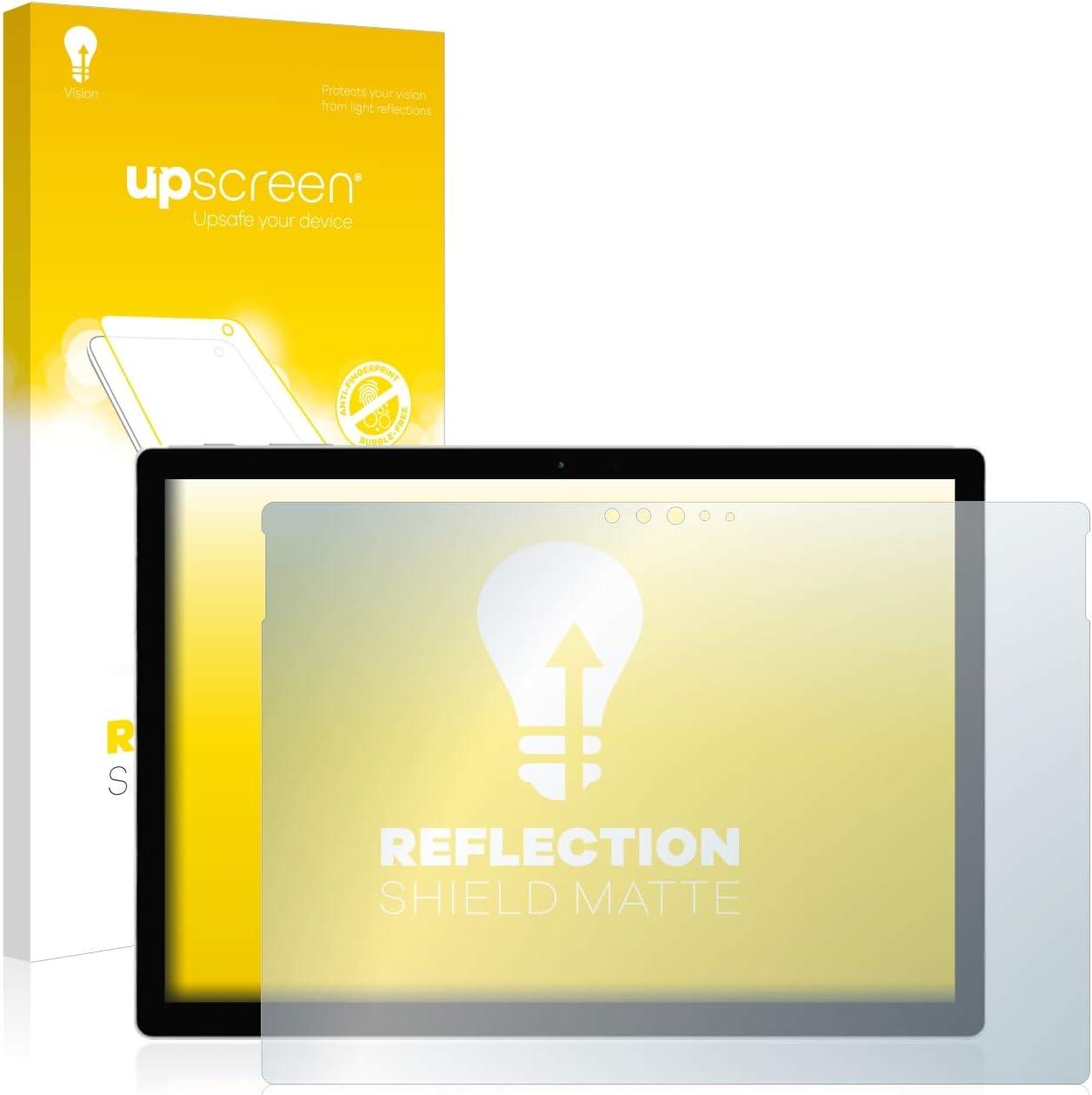upscreen Pellicola Protettiva Opaca Compatibile con SRM PC8 Protezione Proteggi Schermo Anti-Impronte Antiriflesso