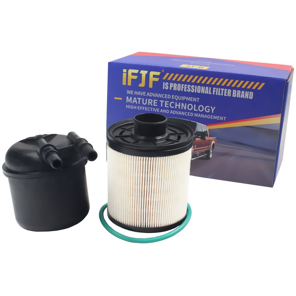 50off Ifjf Fd 4615 Fuel Filter For Ford F 250 350 450 550 2006 Jeep Commander