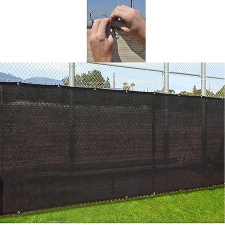 Tela de sombra Tarea Pesada Paño de Sombra de Jardín con Ojales, Tejido de Malla Solar de 80% para Cubierta Vegetal, Invernadero, 0.9m/ 1.2m/ 1.8m de Ancho (Size : 1.8×6m): Amazon.es: Hogar