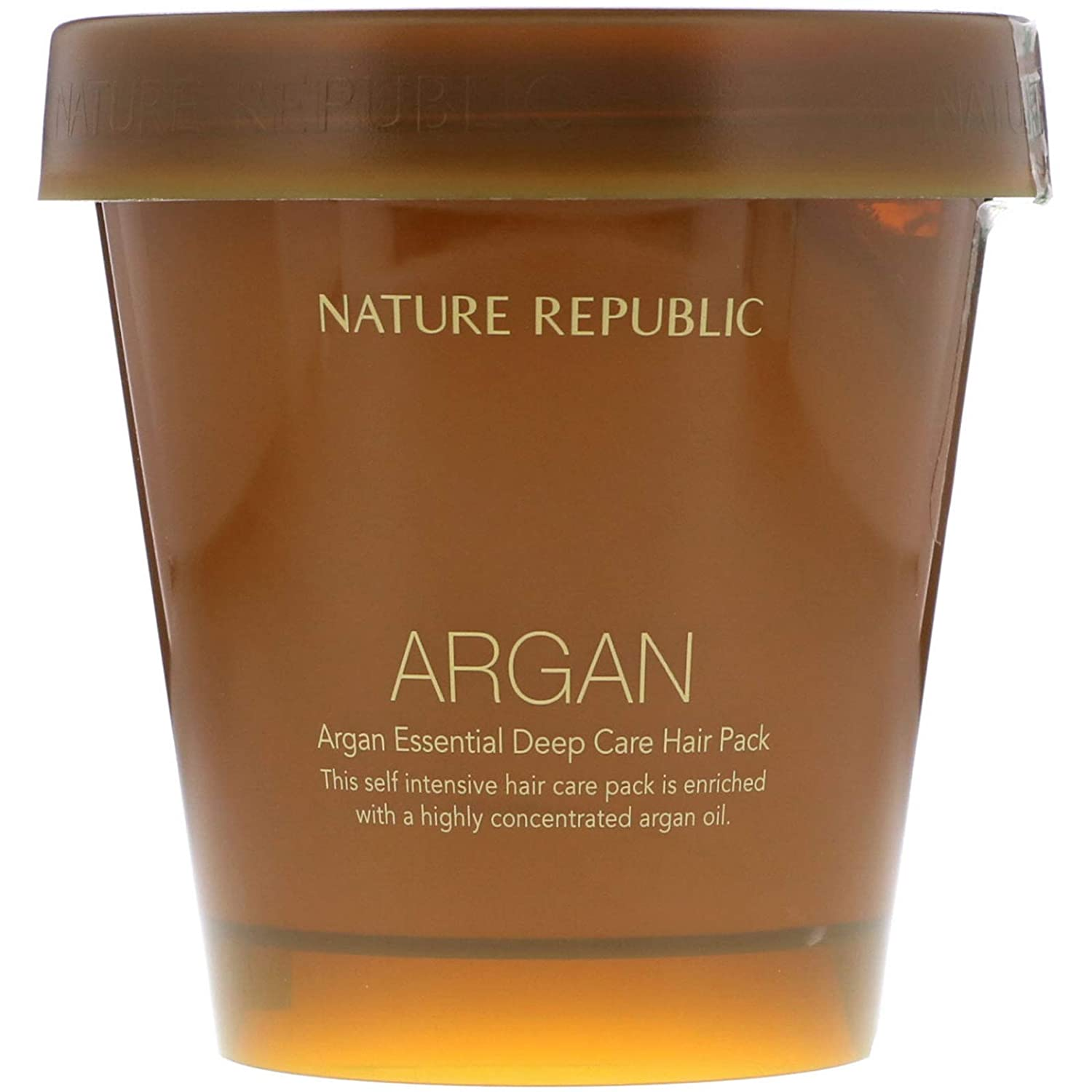 Nature Republic Argan Essential Deep Care Hair Pack 200 ml