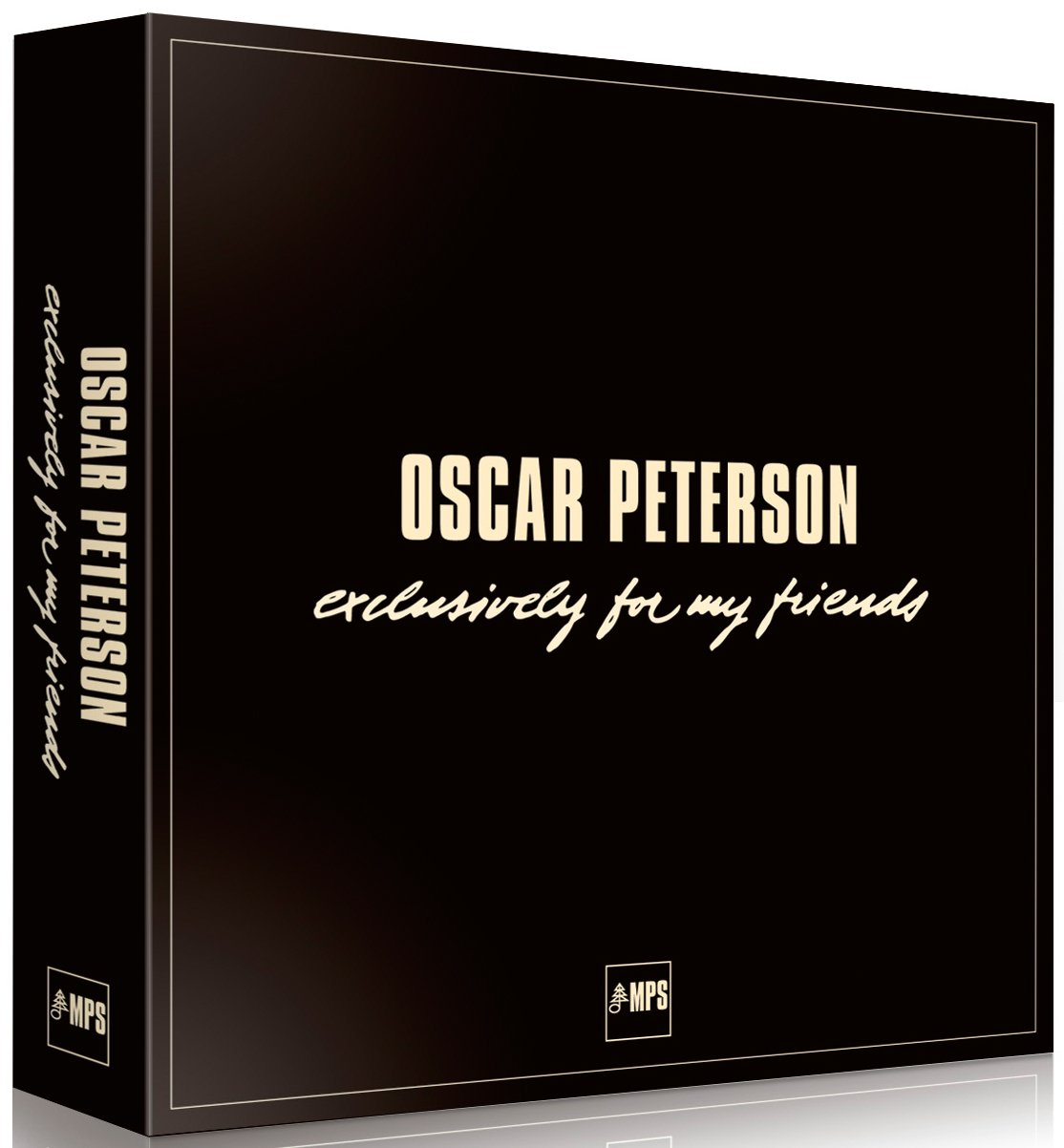 Oscar Peterson: Exclusively for My Friends by VINYL