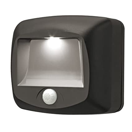 Captivating Mr. Beams MB520 Wirelsss Battery Operated Indoor/Outdoor Motion Sensing LED  Step