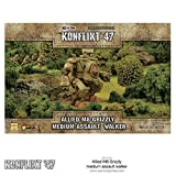 Konflikt 47 Us/gb Grizzly/gladiator Medium Walker Box - R+m