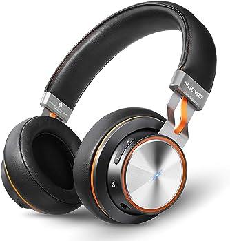 Elegiant S2 Over Ear Bluetooth Headset with Adjustable Headband