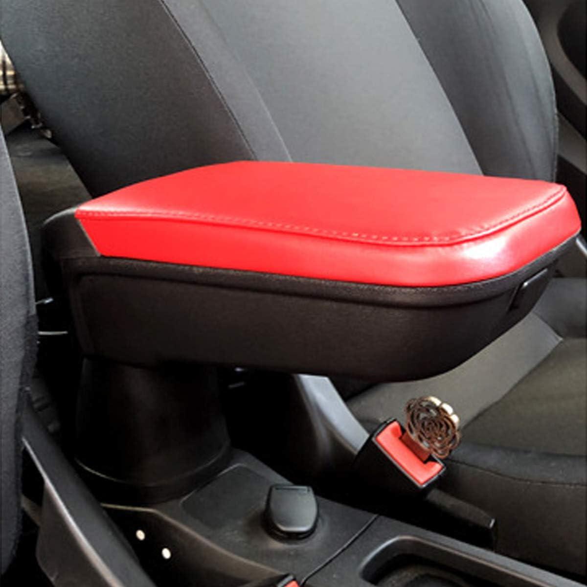 contenedor para consola central de coche Recambio con soporte para taza caja de almacenamiento para Smart 453 Fortwo Forfour 2015-2018