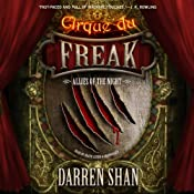 Allies of the Night: Cirque du Freak: The Saga of Darren Shan, Book 8 | Darren Shan