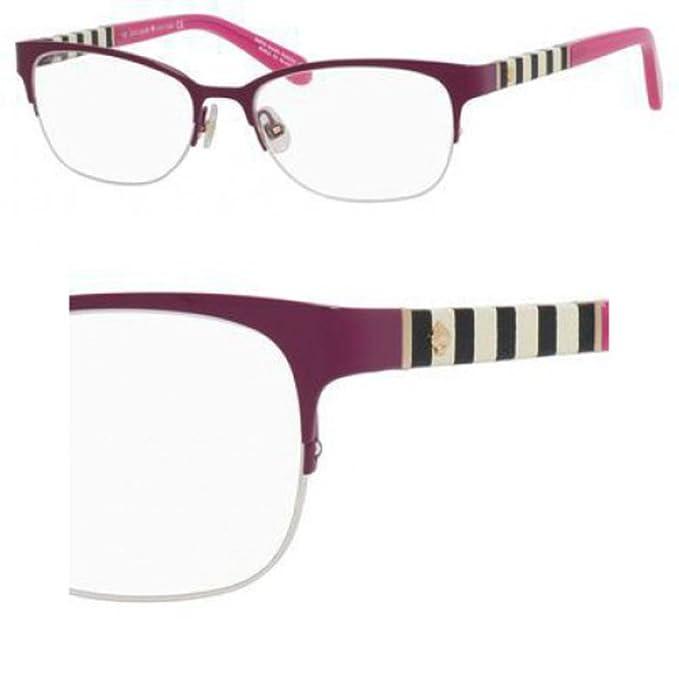 afdb4c9b6fe Kate Spade Valary Eyeglasses Color 0W95 00  Amazon.ca  Clothing    Accessories